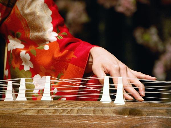 Японская классическая музыка слушать онлайн бесплатно